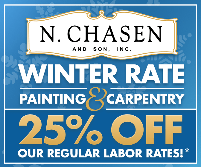 Winter Rate Discount